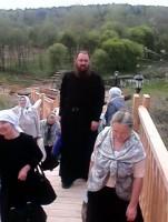 Паломничество к Преподобному Сергию Радонежскому
