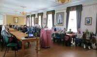 Беседа для прихожан и учащихся Воскресной школы Спасо-Яковлевского монастыря 28 декабря 2014 г.