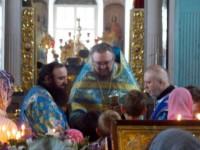 Празднование Успения Пресвятой Богородицы 28 августа 2016 г. в Спасо-Яковлевском монастыре