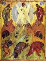 Икона Преображения Господня.