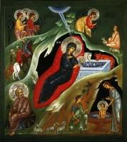 Икона «Рождество Христово».