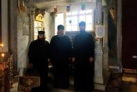 У гроба святителя Димитрия Ростовского
