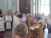 Празднование Вознесения Господня в Спасо-Яковлевском Димитриевом монастыре 6 июня 2019 г.
