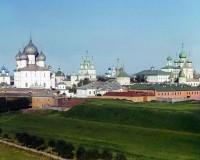 Кремль Ростова Великого. Фото С. М. Прокудина-Горского 1911 г.