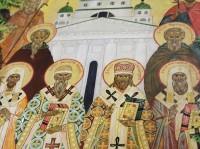 Образ Ростовских святых