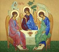 Образ Святой Троицы