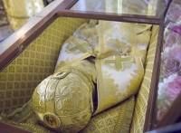 Мощи святителя Димитрия Ростовского