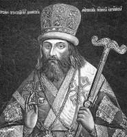 Святитель Димитрий Ростовский. Гравюра XVIII в.