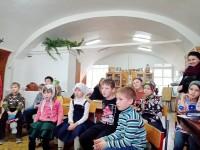 Творческие занятия в воскресной школе