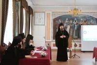 Открытие чтений – вступительное слово наместника Спасо-Яковлевского монастыря игумена