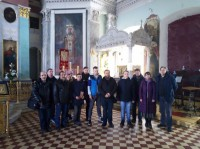 Ярославская школа звонарей в Спасо-Яковлевском монастыре 31 марта 2019 г.