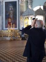 В соборе свт. Димитрия Ростовского