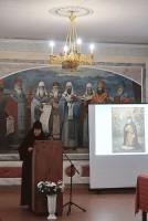 Монахиня Серафима (Гущина), и.о. настоятельницы Свято-Покровского Мологского монастыря