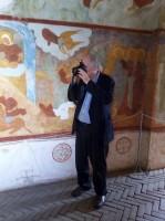 В Воскресенской церкви Ростовского кремля