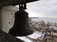Вид с монастырской колокольни