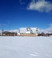 Спасо-Яковлевский Димитриев монастырь. 2021 г.