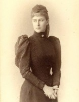Великая княгиня Елисавета Феодоровна. 1892 г.