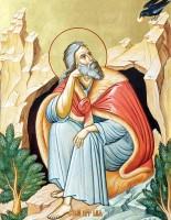 Св. Илья Пророк в пустыне