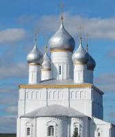 Спасо-Преображенских храм Спасо-Яковлевского Димитриева монастыря.