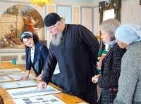 Подведение итогов художественного конкурса, посвященного святителю Димитрию Ростовскому