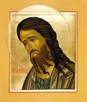 Образ Иоанна Предтечи