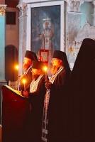 Чтение Великого покаянного канона в Спасо-Яковлевском монастыре 16 марта 2021 г.
