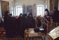 Монашеский постриг в Спасо-Яковлевском монастыре 25 апреля 2021 г.