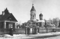 Свято-Екатерининская кладбищенская церковь, г. Ветлуга. Нач. ХХ в.