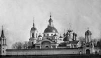 Спасо-Яковлевский монастырь. Фото нач. XX в.