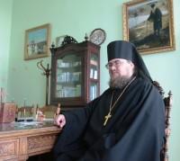 Наместник Спасо-Яковлевского монастыря игумен Августин (Неводничек)