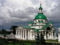 Собор Святителя Димитрия Ростовского Спасо-Яковлевского Димитриева монастыря