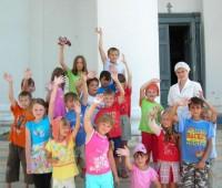 открытие «Школы искусств» в Спасо-Яковлевском монастыре 10.07.2010