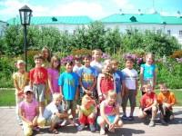 открытие «Школы искусств» в Спасо-Яковлевском монастыре 10.07.2010 г