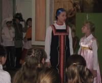 Детский Пасхальный праздник в Спасо-Яковлевском монастыре, апрель 2012 г.