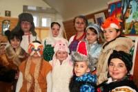 В Спасо-Яковлевском Димитриевом монастыре на празднике У камелька февраль 2012 г.