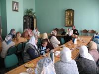 Встреча с о. Саввой 2010 г.