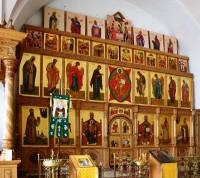 Иконостас Яковлевского храма