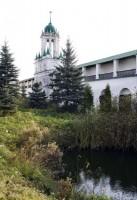 Водяные врата монастырской ограды. 2010 г. Фото Сергея Щегольского