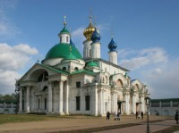 Храм св. Иакова Ростовского. Фото Чупринн Михаил