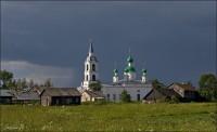 Храм Св. муч. Андрея Стратилата в селе Сулость