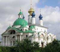 Зачатиевский собор. Спасо-Яковлевский монастырь 2009г