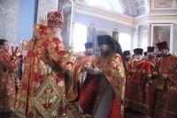 Митрополит Ярославский и Ростовский Пантелеимон. Пасха Христова. 2013 г.