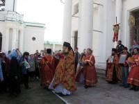 Крестный ход в Спасо-Яковлевском монастыре 10 мая 2013 г.