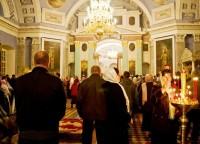 </p> <p>Пасхальное Богослужение в Спасо-Яковлевском монастыре. 20-21 апреля 2014</p> <p> г.