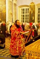 Пасхальное Богослужение в Спасо-Яковлевском монастыре. 20-21 апреля 2014 г.