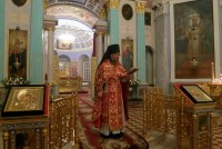 Пасхальное послание святителя Иоанна Златоуста по 6-ой песни канона.