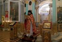 Чтение Пасхального послания Святейшего патриарха Московского и всея Руси Кирилла.