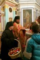 Завершение Пасхального Богослужения.
