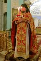 Пасхальное богослужение в Спасо-Яковлевском монастыре в ночь на 1 мая 2016 г.