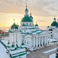 Спасо-Яковлевский Димитриев монастырь, г. Ростов Ярославский, Роман Романов, 2019